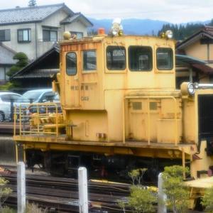 明知鉄道 保線車両(モーターカー)