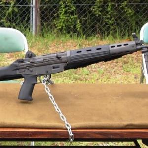 89式5.56mm小銃 陸上自衛隊