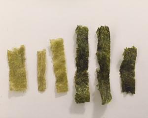 海苔が不漁だって、本当なんだ。。。「味つけ もみのり」が変わった。コンビニおにぎりの海苔はどうなってくのだろう?