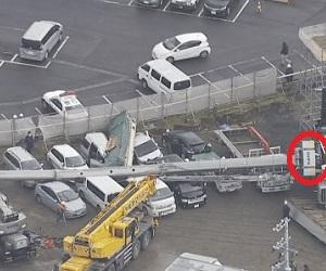 塩釜市のクレーン横転事故の件で…