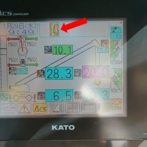 KATOのACS F43のエラーナンバーとは⁉