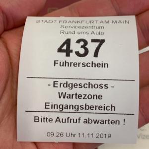 【ドイツ自動車】日本の運転免許証からの切り替え