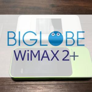 ビッグローブ WiMAXの口コミ評判、料金やキャペーンを比較