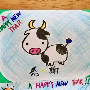 【感謝】お年賀礼状、やっと書けました!