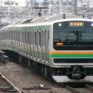 【ちょっと昔・JR東日本】E231系1000番台・横コツK-09編成【2005年】