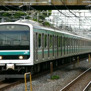 【ちょっと昔・JR東日本】E501系・水カツK-702+K-752編成【2005年】