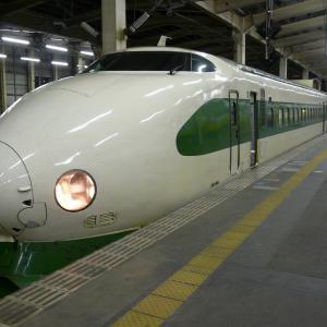 【ちょっと昔・JR東日本】200系新幹線・幹ニシK47編成(復刻塗装)【2009年】