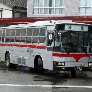 【ちょっと昔・バス】南越後観光バス・384号車(U-MP218M)【2008年】