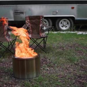 二次燃焼式の焚き火台が気になって仕方がない