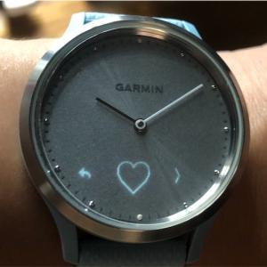 ガーミンの腕時計型心拍計をZWIFTに同期させてみた(其の2)