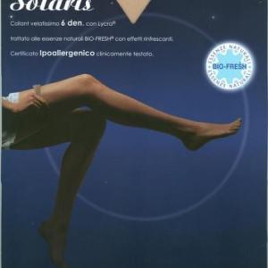 超薄手ストッキング、「サラ・ボルギ ソラリス(Solaris)」