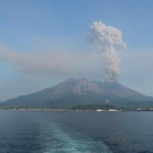 【旅199日目】桜島は雄大な自然を体感できるエネルギッシュな場所!