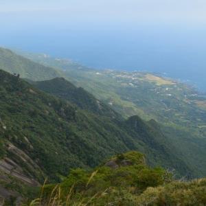 【旅205日目】屋久島一厳しいモッチョム岳から見る絶景!
