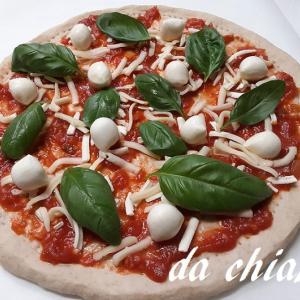 焼き立てがたまらない!バジル香るピッツァ マルゲリータ