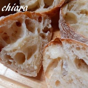 ツヤツヤなクラムが特徴のパン・ド・ロデヴ
