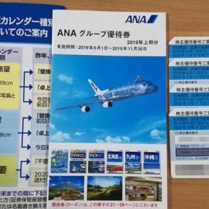 ANAホールディングス(9202)の株主優待を紹介!運賃50%割引&大量の割引チケット!