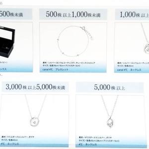 4℃ホールディングス(8008)の株主優待を紹介!アクセサリーや宝石好きなら利用価値あり!