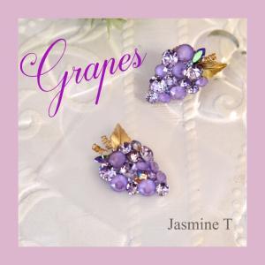 秋の味覚 Grapes