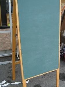 スタンド式黒板!など~