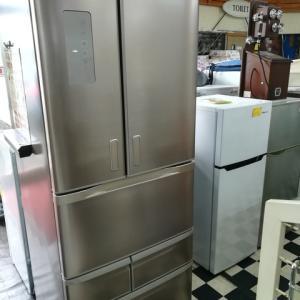 500リットルの冷蔵庫など