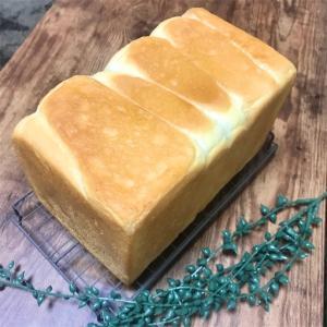 久しぶりのU字成形の角食パン*