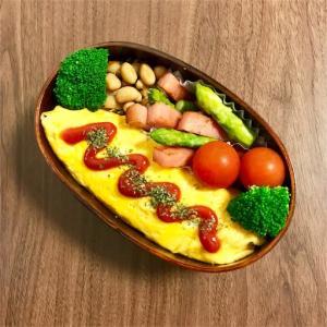 今日のお弁当*