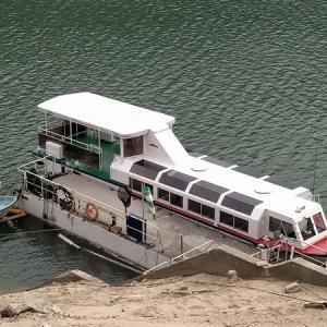 黒部湖遊覧船ガルベの口コミと意味!乗り場や予約、料金の割引券は?