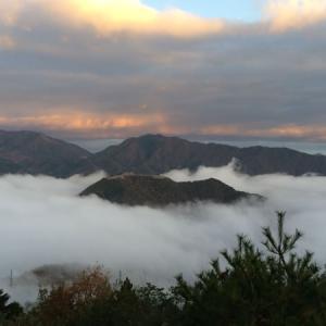 竹田城跡の雲海撮影スポットと日の出を見る場所!写真撮るなら立雲峡