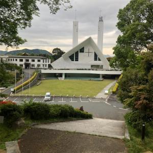 『山口市』年末年始一掃セール第3弾!山口サビエル記念聖堂と亀山公園。