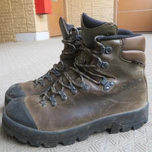 次の登山靴を考えるの巻
