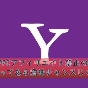 ヤフー(Yahoo!)にてアフィリエイト広告(PPC)禁止に対する意見