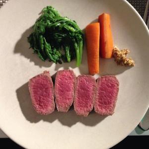 牛肉の代わりにもおすすめのラムステーキ