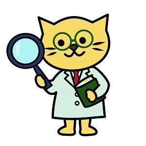 ネコでもわかる「色弱(色覚異常)の遺伝・確率」のお話し