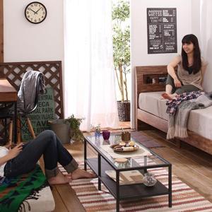 女子の一人暮らしに使えるセミシングルベッドのインテリア