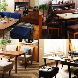 家具を買う前に知っておきたい、今人気のソファーダイニングとおすすめのアイテム