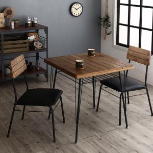 小さなテーブルで作るカフェ風のおしゃれな二人暮らしダイニング
