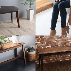 センスのあるお部屋にを作る。ベンチや椅子(スツール)の素敵な使い方