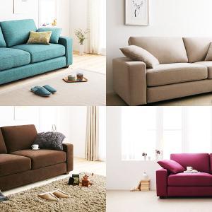 ソファーだけでお部屋が変わる!カバーリングソファーの魅力