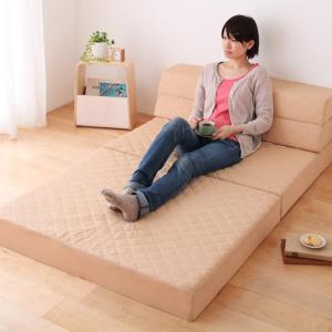 一人暮らしに最適!3WAYの使い方ができるソファーベッドで作るインテリア