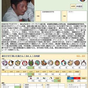 2/26【ボクシング】小野 淳一 0084