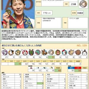 3/29【バドミントン】佐藤 冴香 0129