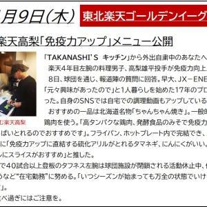 4/9【楽天】ニュース