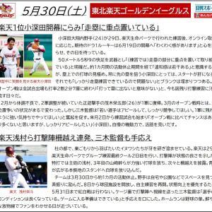 5/30【楽天】ニュース