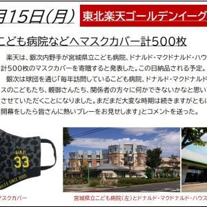 6/15【楽天】ニュース