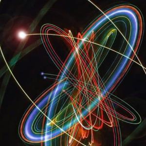 宇宙のエネルギーを充填する