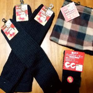 冬キャンプの防寒対策に、ワークマンでお買い物。