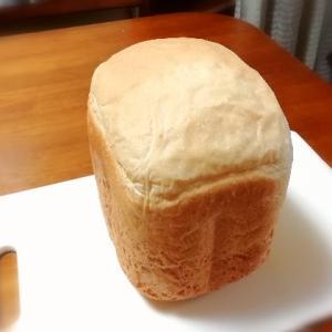 ホームベーカリーの食パンはスキムミルク無しでもイケる!~YouTube更新しました♡~