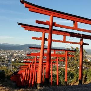 福岡県、浮羽稲荷神社へ行ってきました。