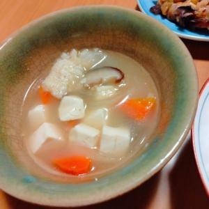 奇跡の味噌汁!/ハンドメイド(プルメリア)