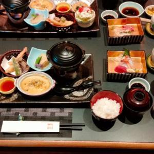 和食をいただいてきました/パグのキーホルダー第3弾、刺繍もやってます(ハンドメイド)